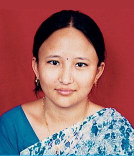Kalpana Gurung clores