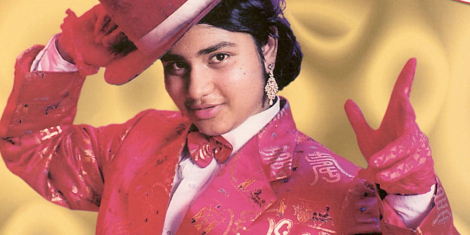 Kruti as a magician