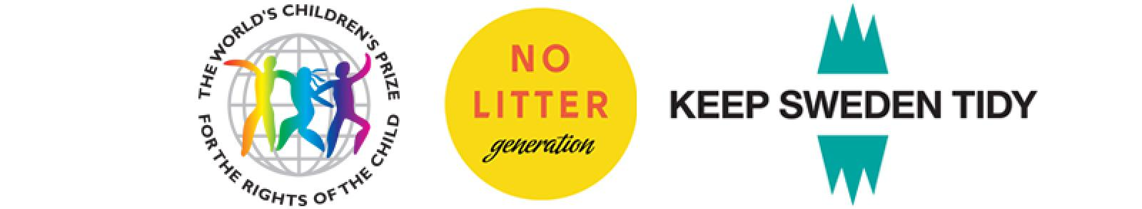 No Litter Generation Logos