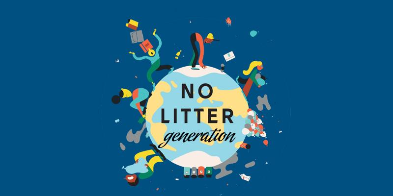 No Litter Generation