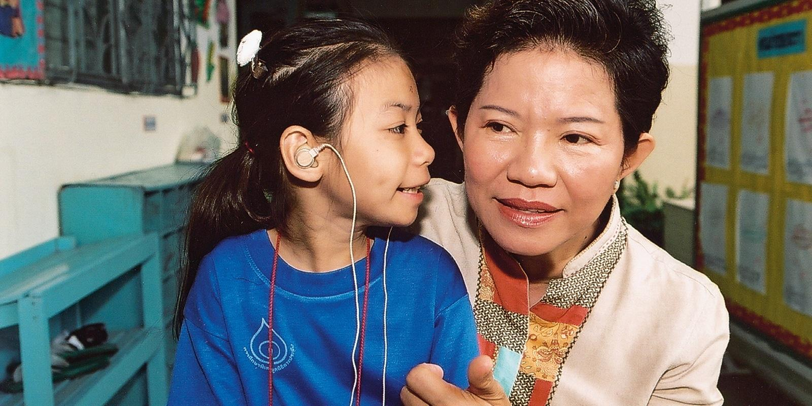 Prateep Ungsongtham Hata, Thailand | World Children Prize